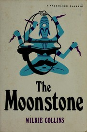 Cover of: The moonstone | Wilkie Collins