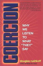 Cover of: Coercion by Douglas Rushkoff