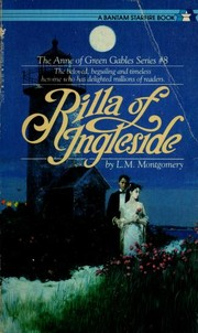 Cover of: Rilla of Ingleside | L. M. Montgomery