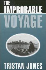 Cover of: The Improbable Voyage by Tristan Jones