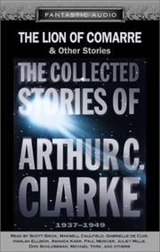 Cover of: The Lion of Comarre and Other Stories by Arthur C. Clarke