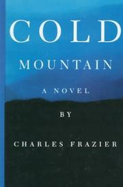 Cover of: Cold Mountain by Charles Frazier
