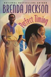 Cover of: Perfect timing by Jackson, Brenda