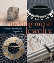 Cover of: Making Metal Jewelry by Joanna Gollberg