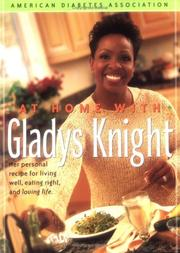 Cover of: At Home With Gladys Knight by Gladys Knight