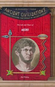 Cover of: The life and times of Nero by Jim Whiting