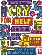 Cover of: Cry for help by Henning Wagenbreth