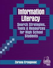 Cover of: Information literacy by Zorana Ercegovac