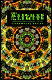 Cover of: The Knights of the Limits by Bayley, Barrington J.