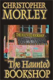 Cover of: The Haunted Bookshop by Christopher Morley