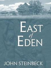 Cover of: East of Eden by John Steinbeck