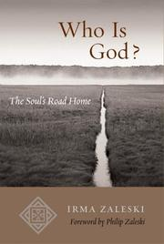 Cover of: Who Is God? by Irma Zaleski
