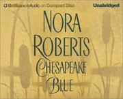 Cover of: Chesapeake Blue (Chesapeake Bay) by Nora Roberts