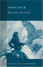 Cover of: Moby Dick by Herman Melville