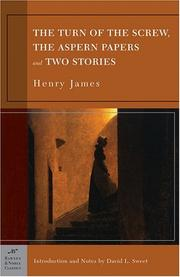 Cover of: Henry James and H.G. Wells by Henry James, Jr.