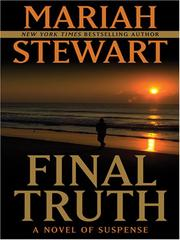 Cover of: Final Truth by Mariah Stewart