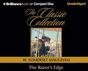 Cover of: Razor's Edge, The by W. Somerset Maugham