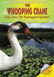 Cover of: The whooping crane by Alison Imbriaco