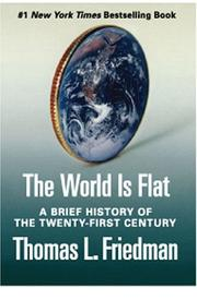 Cover of: The World is Flat on Playaway by Thomas Friedman