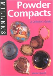 Cover of: Miller's powder compacts by Juliette Edwards