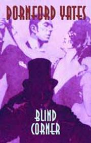 Cover of: Blind corner by A. J. Smithers