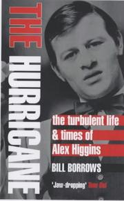 Cover of: The Hurricane by Bill Borrows