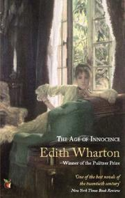 Cover of: The age of innocence by Edith Wharton