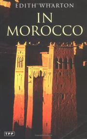 Cover of: In Morocco by Edith Wharton
