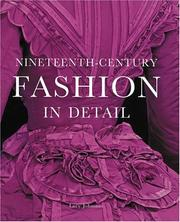 Cover of: Nineteenth-Century Fashion in Detail by Lucy Johnston