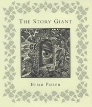Cover of: The Story Giant by Brian Patten
