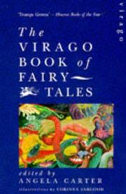 Cover of: Virago Book of Fairy Tales by Angela Carter