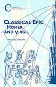 Cover of: Classical Epic by Richard Jenkyns