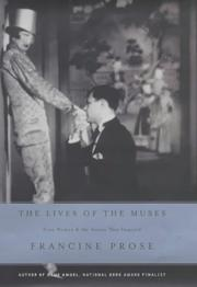 Cover of: The Lives of the Muses by Francine Prose