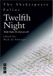 Cover of: Twelfth night by William Shakespeare