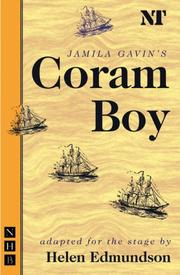 Cover of: Coram Boy (Nick Hern Book) by Helen Edmundson