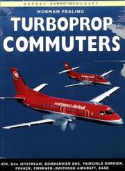 Cover of: Turboprop Commuters by Norman Pealing