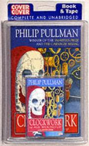 Cover of: Clockwork by Philip Pullman