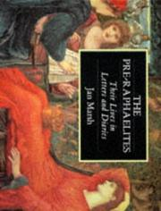 Cover of: The Pre-Raphaelites by Jan Marsh