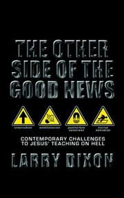 Cover of: The Other Side of Good News by Larry Dixon