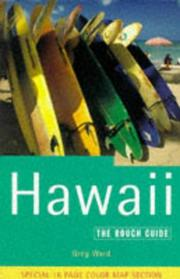 Cover of: Hawaii by Greg Ward