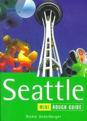Cover of: Seattle by Rough Guides