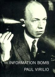 Cover of: The Information Bomb by Paul Virilio