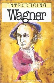 Cover of: Introducing Wagner by Michael White