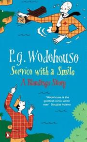 Cover of: Service with a smile by P. G. Wodehouse