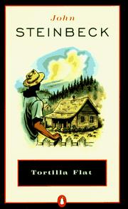 Cover of: Tortilla Flat by John Steinbeck