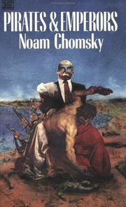 Cover of: Pirates & emperors by Noam Chomsky