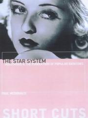 Cover of: The Star System by Paul McDonald