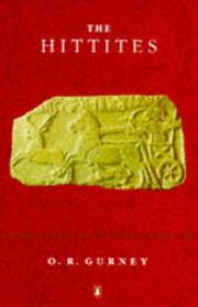 Cover of: The Hittites by Gurney, O. R.