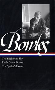 Cover of: The Sheltering Sky by Paul Bowles