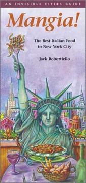 Cover of: Mangia! by Jack Robertiello